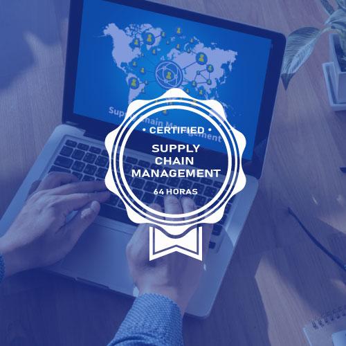 Curso certificado de supply chain management en lima